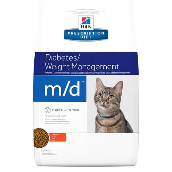 Hill's Prescription Diet m-d per Gatti